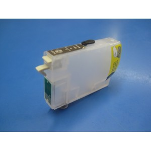 Cartuccia Vuota Giallo With Chip Autoreset 12ml  Per T1284