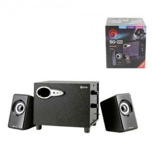 Altoparlante Gaming Marvo SG-222 2.1 Canali Stereo