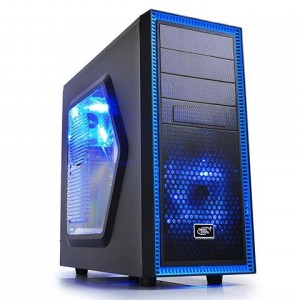 PC Case Deepcool Tesseract SW Usb 3.0 senza alimentatore